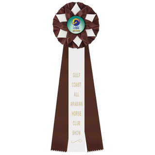 15 Exeter Horse Show Ribbon | Hodges Badge Company